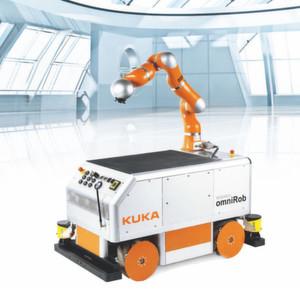 Das Projekt ISABEL (Innovativer Serviceroboter mit Autonomie und intuitiver Bedienung für effiziente Handhabung und Logistik) hat einen Roboter zum Ziel, der sich autonom in Räumen bewegt, in denen euch Menschen tätig sind.