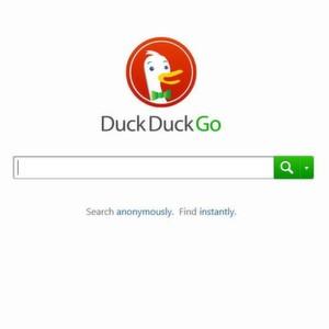Seit der Ex-NSA-Mitarbeiter Edward Snowden den Ausschnüffelungs-Skandal publik machte, sind die Nutzerzahlen von Duckduckgo.com sprunghaft angestiegen.
