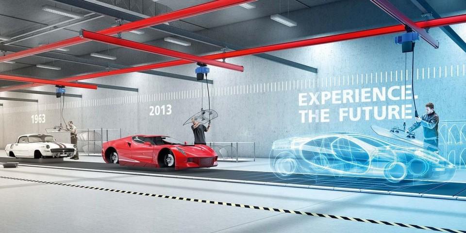 Vor 50 jahren ein revoluzzer heute ein vision r - Terex material handling port solutions ag ...