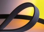 """Der besonders biegeflexible Keilrippenriemen """"Conti Unipower Eco2-Flex"""" reduziert die Verlustleistung im Nebenaggregatetrieb um zehn Prozent."""