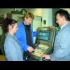 Schulung am PC mit realer CNC-Bedienoberfläche ist praxisgerecht