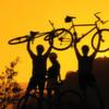 Extremsportler radelt mit Zwei-Faktor-Authentifizierung um die Welt