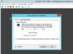 Abbildung 3: Nachdem der erweiterte Sitzungsmodus aktiviert und die Maschine neu gestartet wurde, können Administratoren auswählen welche Auflösung bei der Verbindung zum virtuellen Server genutzt werden soll. Dazu muss in der VM das RDP-Protokoll nicht aktiviert sein.