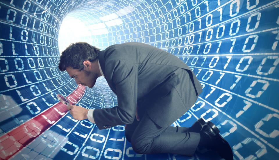 Ausgerechnet Cloud-Computing und Managed Services sollen den deutschen Mittelstand vor dem Ausspionieren schützen?