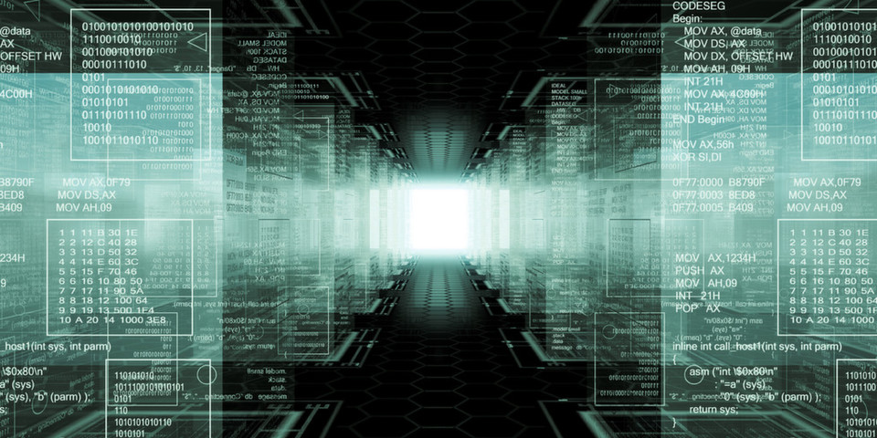 Der HP ArcSight Threat Detector wendet heuristische Analysen auf große Datenmengen an.