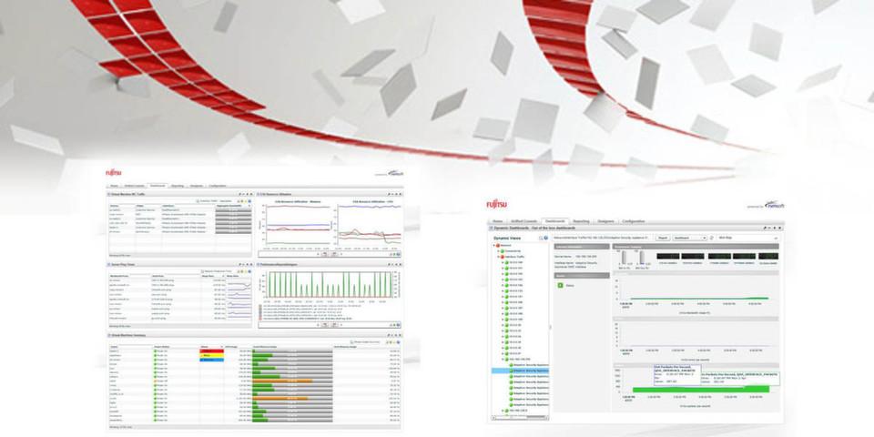 Fujitsus IT Management as a Service ist ab sofort in Europa, Afrika und Nahem Osten verfügbar.