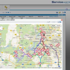 Die Cloud verbindet CRM und Field Service Management