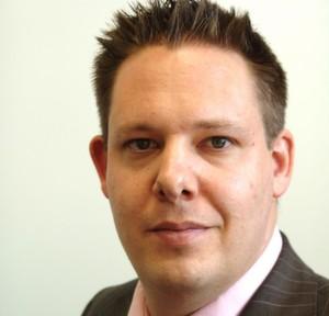 Thorsten Fluck ist Leiter des Geschäftsbereich Shops.