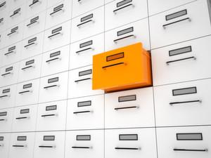 Ama identifizierte 3.363 Unternehmen mit 3.413 Storage-Systemen im Einsatz.