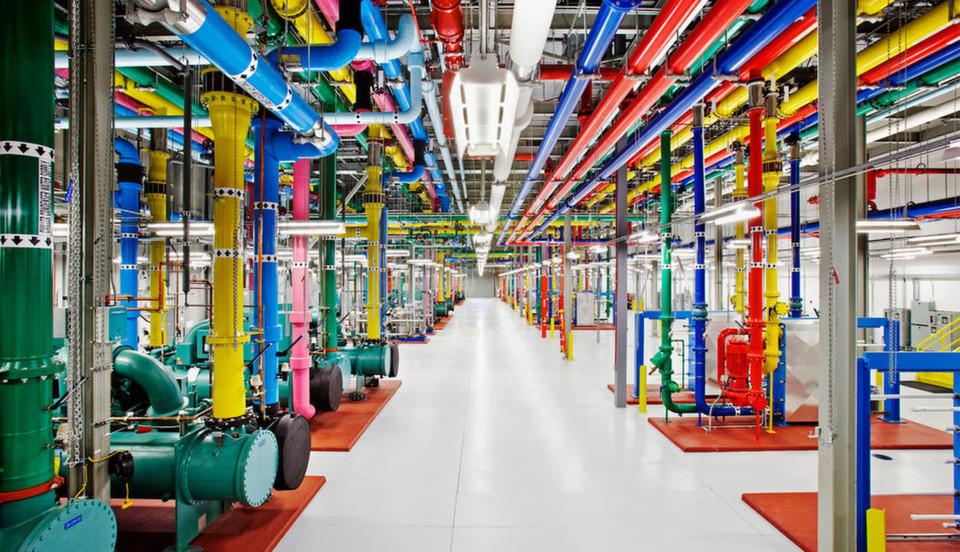 Google präsentiert sich mit schickem Rechenzentrum. Überzeugt das auch die Enterprise-Kunden?