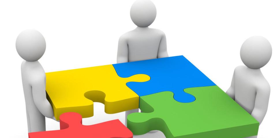 Passt nicht ein Puzzlestein zum anderen, droht Ärger.