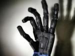 LaChappelle fand im Internet Handmodelle, die sich herunterladen und mit einem 3-D-Drucker ausdrucken ließen