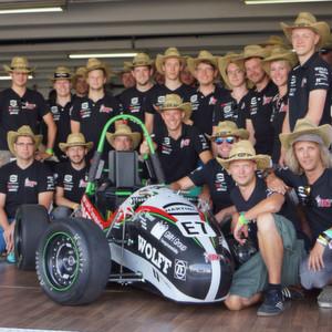 Harting unterstützt acht Renn-Teams auf dem Hockenheimring
