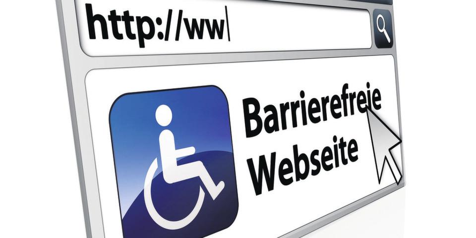 Uneingeschränkt nutzbare Websites sind im Öffentlichen Sektor gesetzlich vorgeschrieben