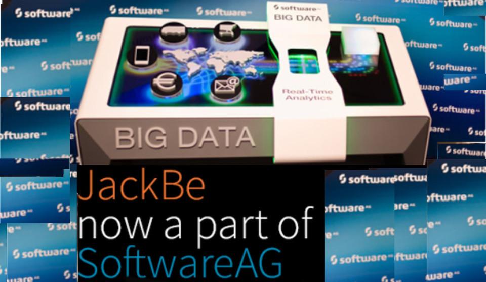 Mit Hilfe der Akquisition Jackbe baut die Software AG eine Plattform für die Echtzeitanalyse von Prozessen.