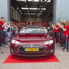Tesla eröffnet europäisches Montagewerk