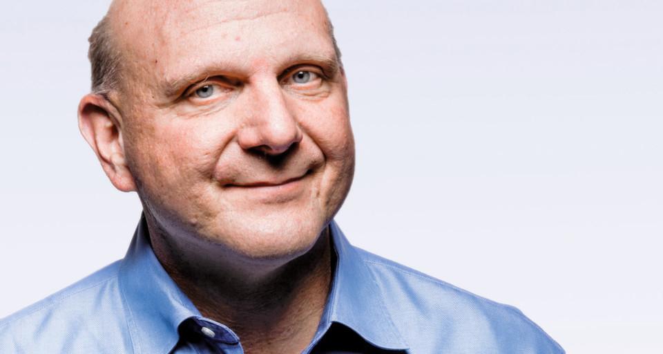 Steve Ballmer, seit 2000 Chief Executive Officer (CEO) des Microsoft-Konzerns, bleibt nur noch solange, bis ein Nachfolger gefunden ist.