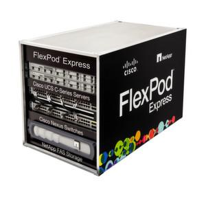 Der Distributor Tim hilft Partnern beim Vertrieb der Infrastruktur-Lösung Flexpod Express.
