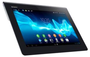 Sony Xperia Tablet S mit Android; doch Vorsicht: VMware-ready ist längst nicht jedes Produkt bei jedem Telekommunikations-Provider.
