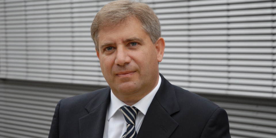 Herbert Grau, Vorstand der Grau Data