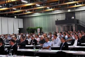 Mit 240 Besuchern verzeichnet das 13. Ostschweizer Technologiesymposium einen Besucherrekord.