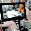 Intuitive Roboterprogrammierung mit mobilen Endgeräten