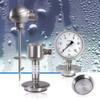 Mechanische, mechatronische und elektronische Druck-, Temperatur- und Füllstandmesstechnik