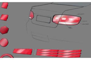 Die OLED in Serie auf die Straße bringen: Ab 2016 will Osram vor allem Rückleuchten und Bremslichter mit der organischen Leuchtdiode ausstatten