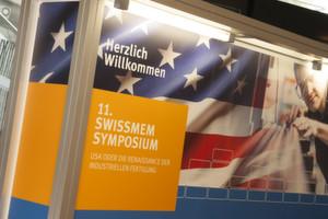 Herzlich Willkommen beim 11. Swissmem Symposium!