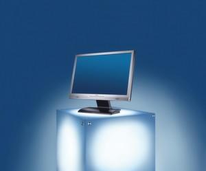 Bei Herstellern wie Maxdata stehen Widescreen-Displays im Rampenlicht.
