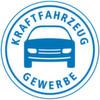 Blauer Kalligraph für beste Kfz-Pressesprecher
