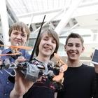 Jugend forscht 2013: 13 spannende Technik-Projekte