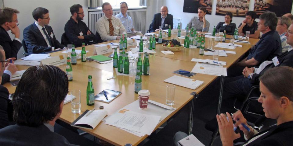 Executive Talk des Forum Technikjournalismus über Chancen und Risiken der Cloud.