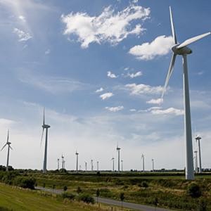 Rotor, Generator, Umrichter: Bei der Umwandlung von Windenergie in elektrischen Strom treten immer Verlust auf. ABB unterstützt Forscher dabei, diese Verluste zu minimieren.