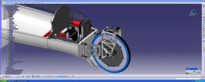 Das ideale Fahrzeug – mit einem Liter Kraftstoff erreicht es mehr als 3000 km; entwickelt wurde dieses an der FH Trier mit Hilfe von Dassault-Systèmes-PLM-Lösungen.