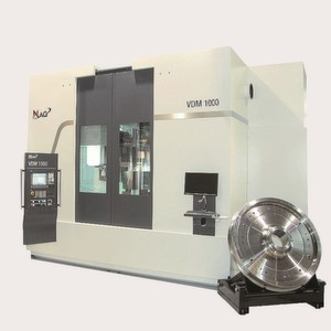 Die mechanische Bearbeitung von 200.000 Rädern pro Jahr wird bei Kardemir zukünftig auf 12 Vertikaldrehmaschinen des Typs Hessapp VDM 1600 und Hessapp VDM 1000 durchgeführt.
