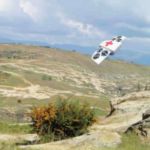 Drohnen als Nutzbringer und Lebensretter