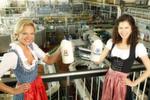 Siemens stattet die Spaten-Franziskaner-Löwenbräu Gruppe, die Teil des weltgrößten Braukonzerns Anheuser-Busch ist, mit modernsten Brauerei-Lösungen aus. Die Gruppe beliefert fünf der der großen Festzelte auf dem Münchner Oktoberfest mit dem süffigen Gerstensaft. Die Zielsetzung der Gruppe ist es, bis zum Jahr 2010 seinen Energie- und Wasserverbrauch bis zu 10 % zu senken. So leistet das Unternehmen einen wertvollen Beitrag zum umweltverträglichen Handeln bei gleichzeitiger Kostenreduktion.
