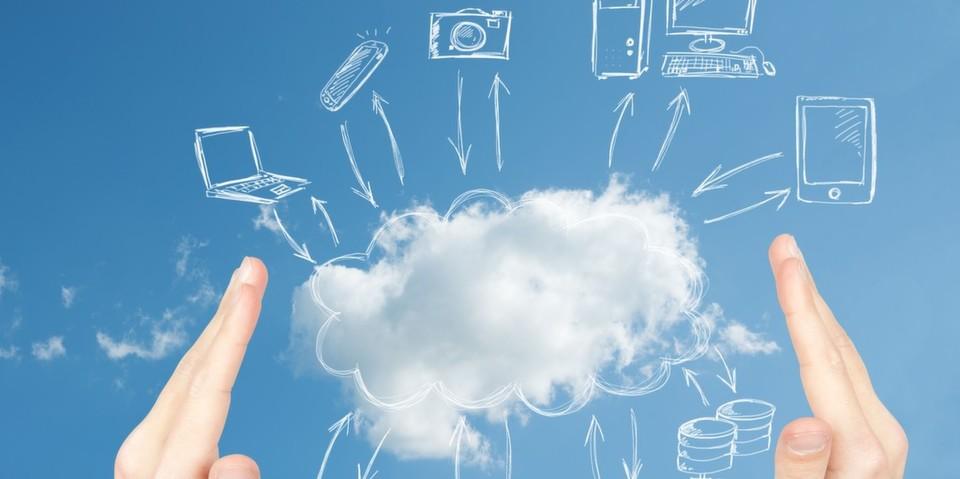 Mittelständler wollen ihre IT nach wie vor in Cloud-Format formen.