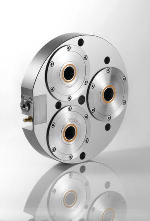 Bild 1: Seit kurzem offeriert die Hoffmann Group das Nullpunktspannsystem Zero Clamp, das, laut Unternehmen einfach und robust aufgebaut ist. Bild: Hoffmann Group