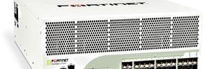 Eine Fortinet-Firewall-Appliance für Große