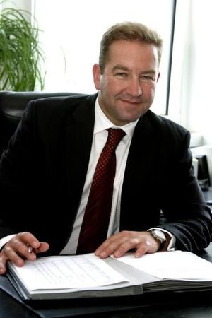 Gerhard Schluz, Geschäftsführer Ingram Micro Distribution