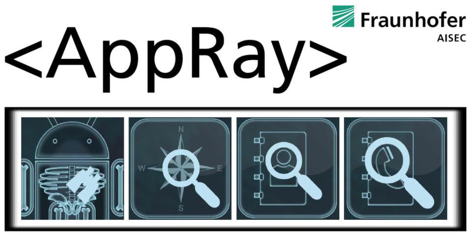 Auf der diesjährigen Cloud-Konferenz wird Fraunhofer AISEC den Android-Scanner App-Ray vorstellen.