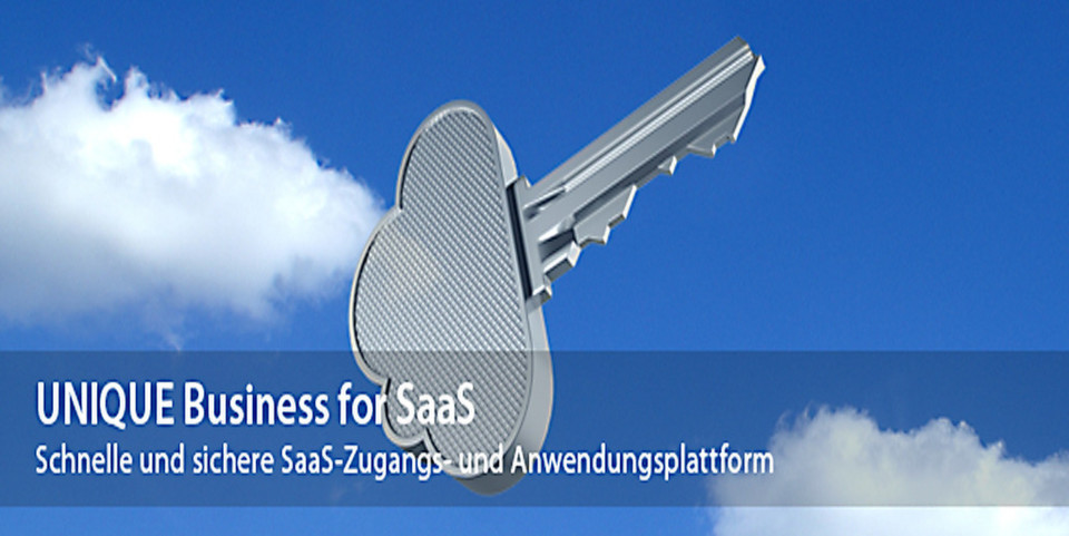 UNIQUE Business for SaaS macht Applikationen cloud-fähig