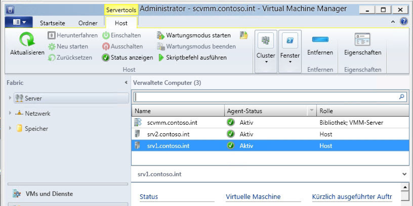System Center 2012 R2 arbeitet eng mit Windows Server 2012 R2, Windows 8.1 und Windows Azure zusammen.