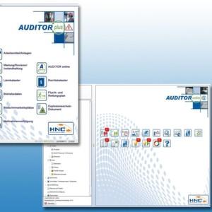 Mit dem Management-System Auditor plus und Auditor online lässt sich Arbeitsschutz und Umweltschutz effizient managen.