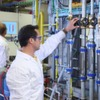 Verbrennungsverfahren mit CO2-freier Abgasluft