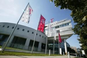 Die Hauptverwaltung der Deutschen Telekom in Bonn.