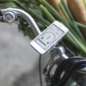 FlyKly: der Fahrradmotor lässt sich per App steuern