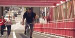 Der FlyKly-Fahrradmotor hilft beim Bewältigen von Steigungen